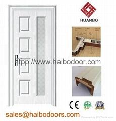 Modern Interior Wooden Door design for Europe