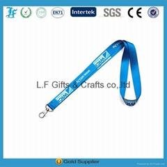 dye subliamtation cheap lanyard strap