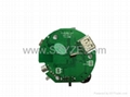hot sale bluetooth usb sd audio pcb assembly 1