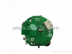 hot sale bluetooth usb sd audio pcb assembly