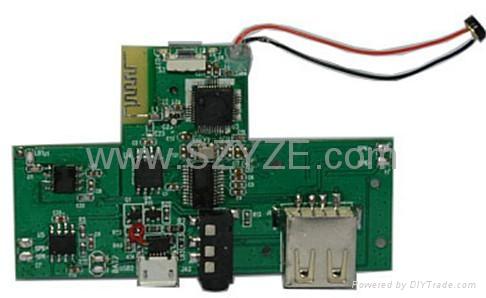 Portable memory card speaker 1