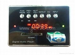 hot sale OEM digital usb mp3 fm module