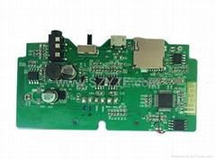 USB/TF card audio player module