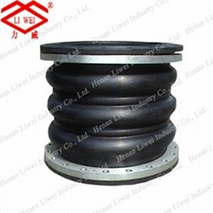 SGS Approved Flexible Rubber Expansion Joint Bellows