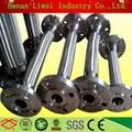 Ultra small diameter stainless steel