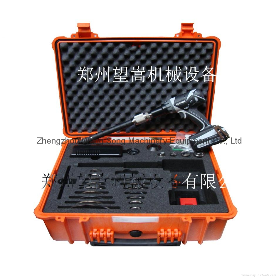 閥門電動研磨工具 1