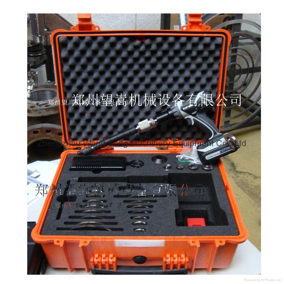 閥門電動研磨工具 2