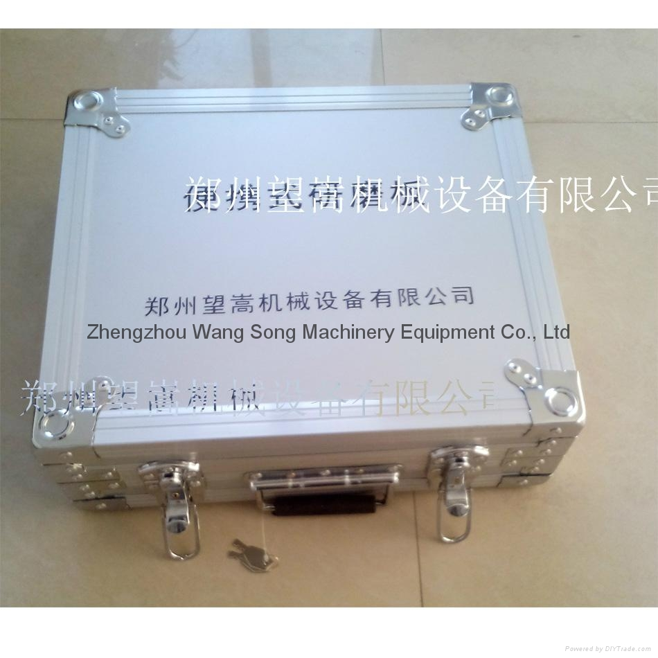 Portable grinding plate I 2