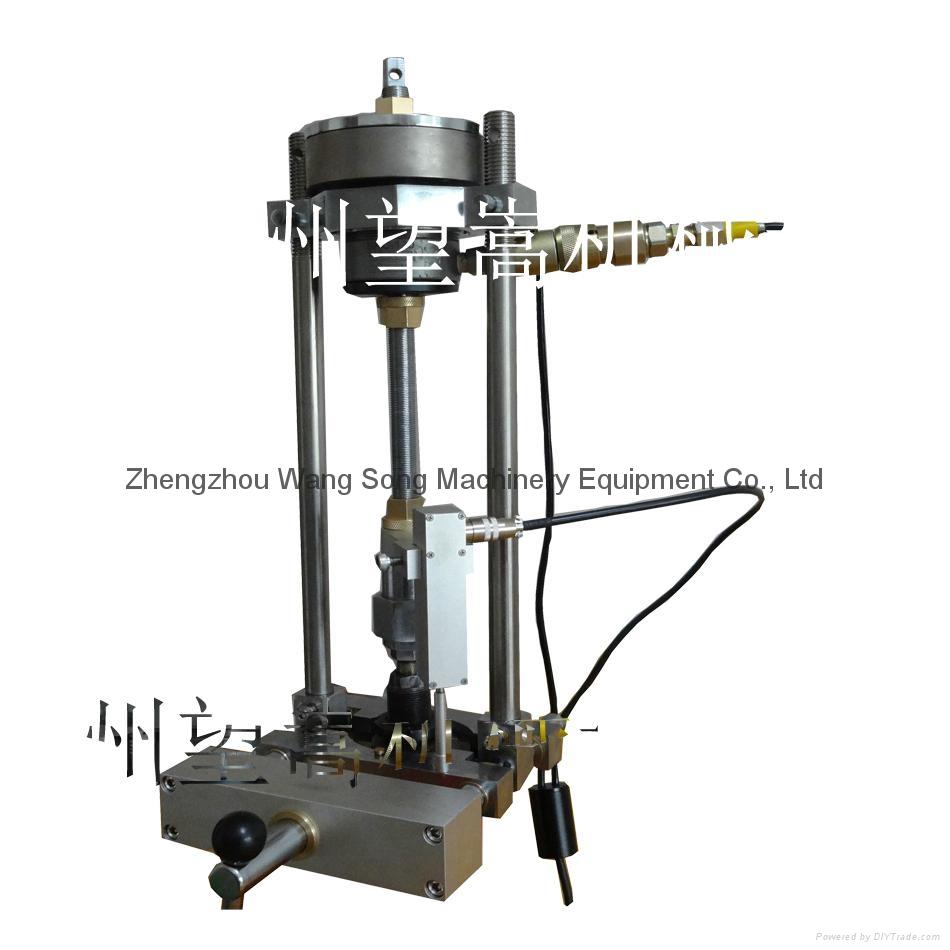 Safety valve online calibrator  1