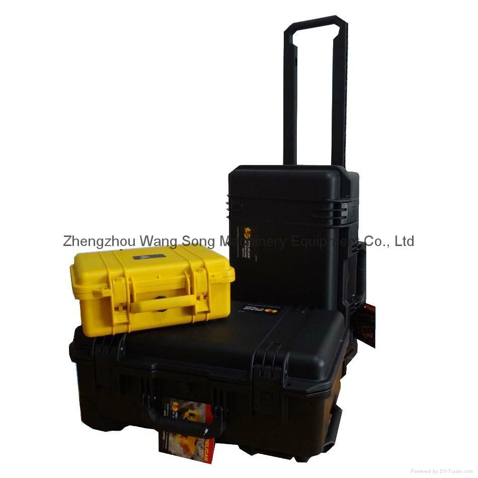 Safety valve online calibrator  2