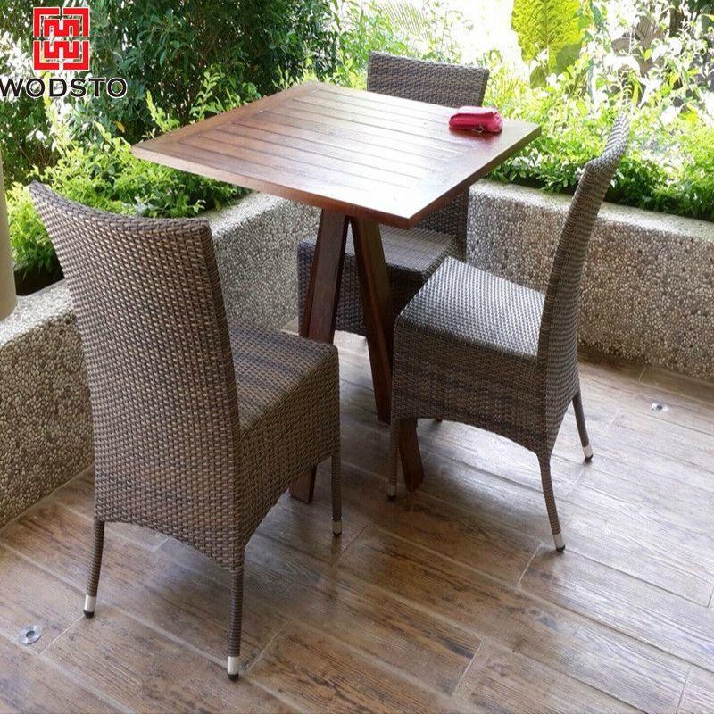 Brushed Wood Plastic Composite Waterproof Panels For Outdoor Garden 4