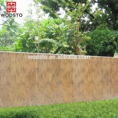Bamboo texture High density fiber cement board