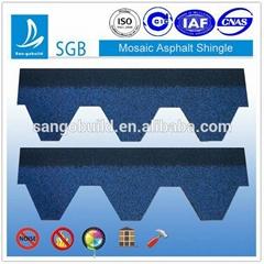 mosaic asphalt tile from manufacturer