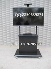 大屏液晶电视机带机箱柜移动挂架