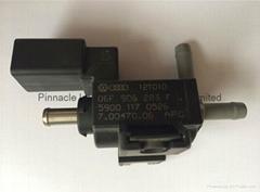 turbo actuator wastegate P49