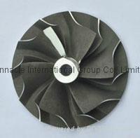 turbocharger compressor