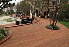 戶外高耐重竹木地板