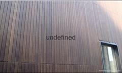 高耐碳化重竹墙板