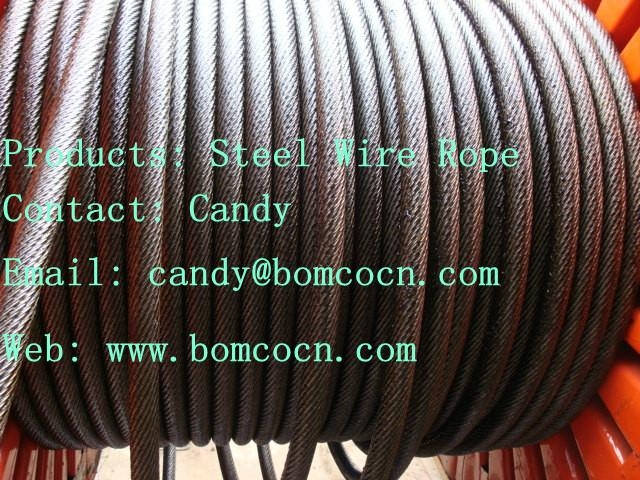 1-1/4 inch Cable Crane 35Wx7 wire rope - 01 - BOMCO (China ...