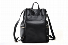 2015 genuine leather bagpack /fashionable/new style  leather bagpack