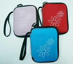 HDD  protector zipper pouch bag