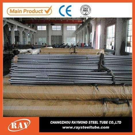 Q195 excellent brightness alloy seamless steel pipe 3
