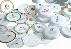 Promotional iterms in guangzhou hot sell paper coaster