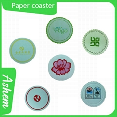 Best selling hotel tissue coaster