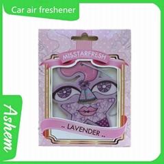 2015 new arrival best selling car air freshener