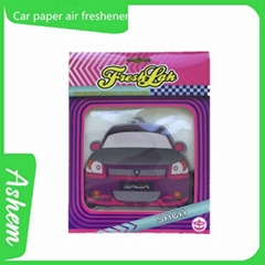 Wholesale gift iterms car air freshener