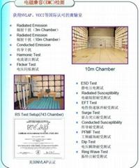电磁兼容性(EMC)检测