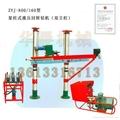 架柱式液壓迴轉鑽機 3