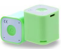 Bluetooth speaker with remote shutter