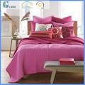 wholesale queen size 100% microfiber bedspread 3