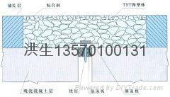 廣州TST伸縮縫(502彈塑體)無縫伸縮