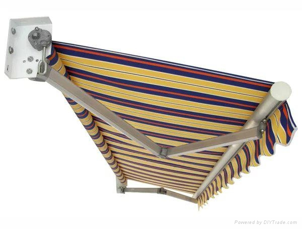 商鋪伸縮遮陽篷 1