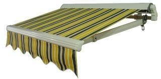 半盒式曲臂遮陽篷 2