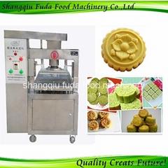 green bean cake forming machine