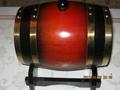 Popular used wooden wine barrel for sale3L 4