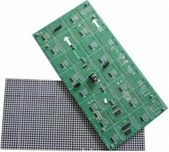 LED display module Red indoor SMD PH4.75