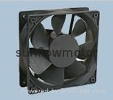 DC industry cooling fan 12038