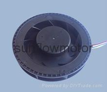 Air purify centrifugal fan10025