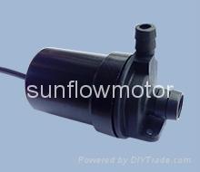Silent DC water pump40