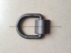 D型環帶座