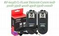 YONGNUO RF-603 II C1 Wireless Flash Trigger Shutter Release for Canon 60D 350D  1