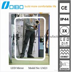 ip44 rated lighting mirror for bathroom