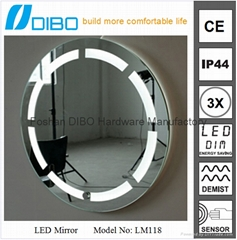 2015 new design modern wall mirrors