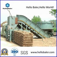 70t Pressing Force Hydraulic Automatic Straw Balers