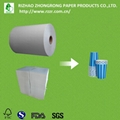 PE coated paper cup raw material in roll