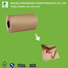 PE coated butcher paper roll